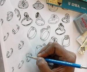 JD100 - Classical Jewellery Design 1: Creative Drawing and Essential Jewellery Knowledge