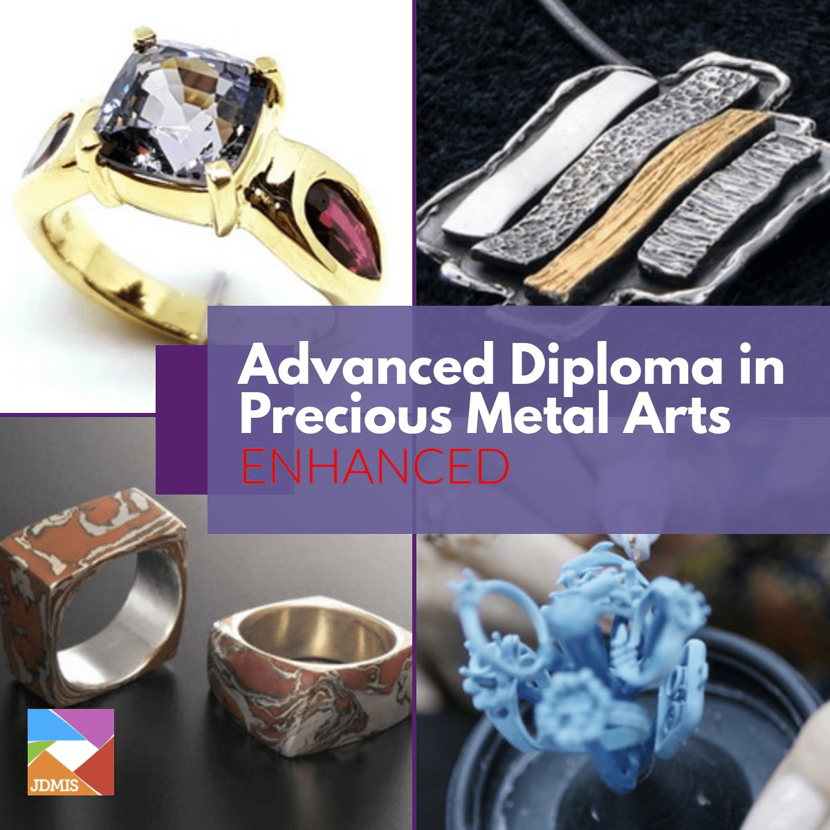Jewellery artists rely on their taste, style and eye for detail – but often do not have the tools or understanding needed to execute their best ideas. Working with...