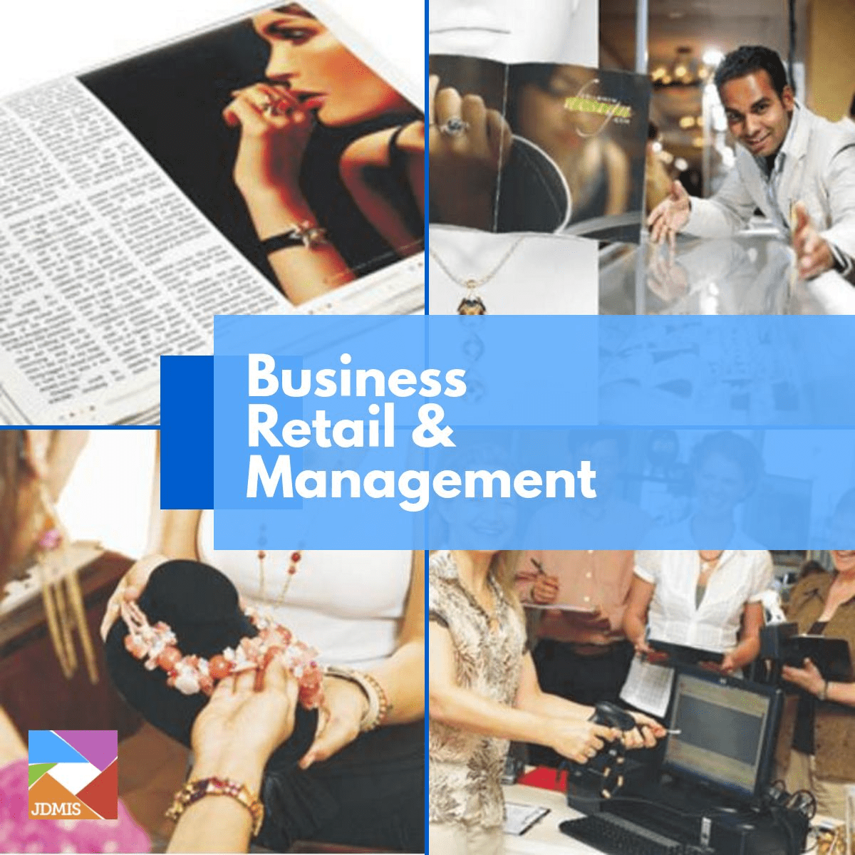Build your jewellery business from the inception, through the launch and all the way to global expansion.